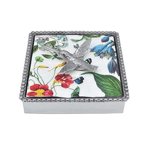 Hummingbird Napkin Weight-Napkin Boxes and Weights-|-Mariposa