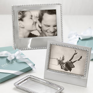 LIVE. LAUGH. LOVE Beaded 5x7 Frame-Photo Frames-|-Mariposa