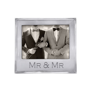MR. & MR. Signature 5x7 Statement Frame-Statement Frame | Mariposa