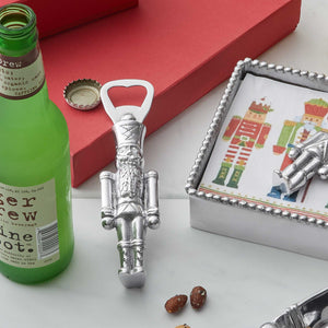 Nutcracker Bottle Opener-Barware | Mariposa