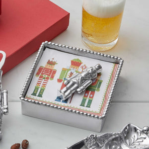 Nutcracker Napkin Weight-Napkin Weights | Mariposa