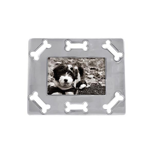 Open Dog Bone Border 4x6 Frame | Mariposa Photo Frames