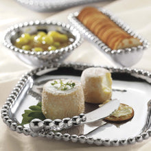 Load image into Gallery viewer, Pearled Cheese Knife Set-Spreaders-|-Mariposa