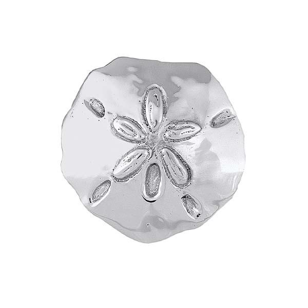 Sand Dollar Napkin Weight | Mariposa Napkin Boxes and Weights