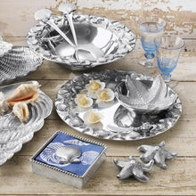 Load image into Gallery viewer, Scallop Shell Napkin Weight-Napkin Boxes and Weights-|-Mariposa