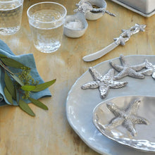 Load image into Gallery viewer, Seahorse Spoon & Starfish Spreader Set-Table Accessories-|-Mariposa