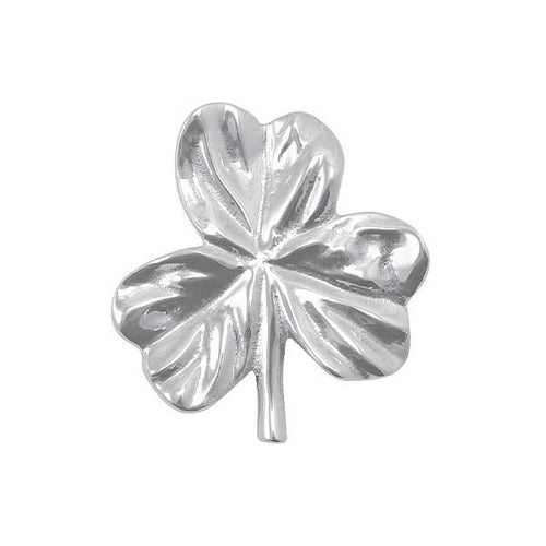 Shamrock Napkin Weight | Mariposa Napkin Boxes and Weights