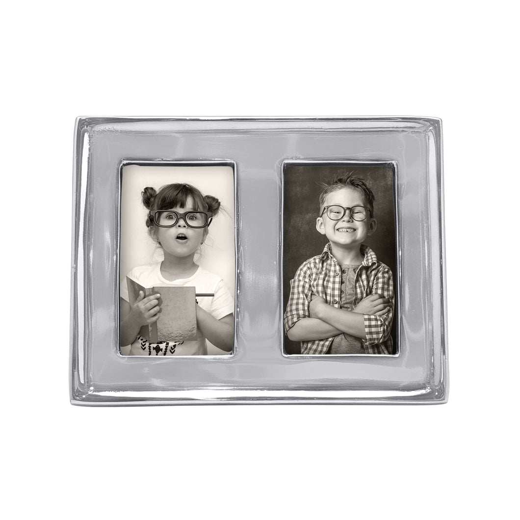 Signature Double 2x3 Frame-Photo Frames | Mariposa
