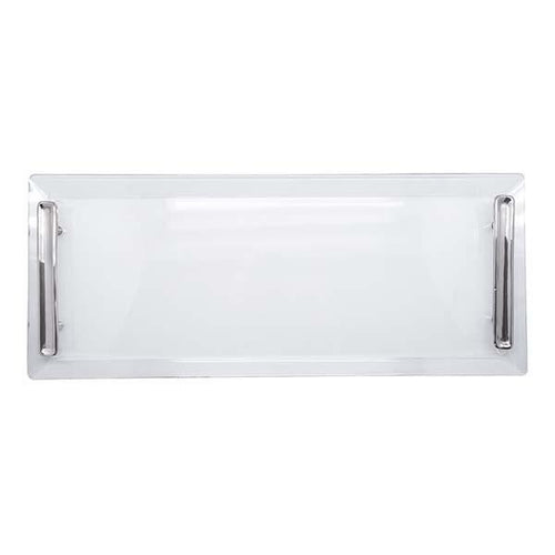 Signature Handle Acrylic Tray | Mariposa Serving Trays and More