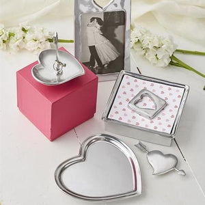 Signature Heart Statement Tray-Serving Trays and More-|-Mariposa