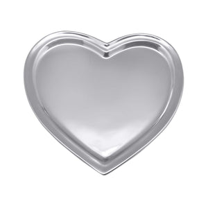 Signature Heart Statement Tray | Mariposa Serving Trays and More