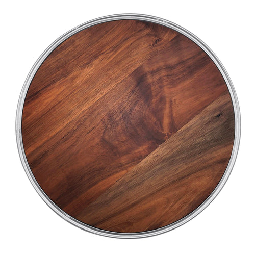Signature Large Cheese Board with Dark Wood Insert-Cheese Boards and Platters | Mariposa