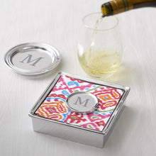 Load image into Gallery viewer, Signature Wine Coaster-Barware-|-Mariposa
