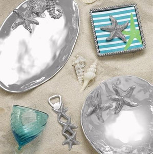 Starfish Napkin Weight-Napkin Boxes and Weights-|-Mariposa