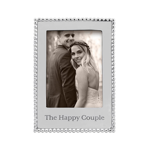 THE HAPPY COUPLE 5x7 Vertical Frame | Mariposa Photo Frames