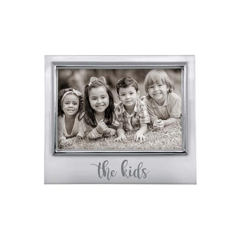 THE KIDS Signature 4x6 Frame | Mariposa Photo Frames