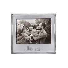 Load image into Gallery viewer, THIS IS US 5x7 Signature Frame | Mariposa Photo Frames