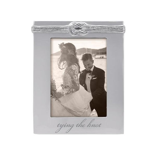 TYING THE KNOT Double Knot 5x7 Frame | Mariposa Photo Frames