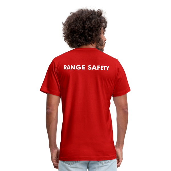P & D Range Safety Shirt - red