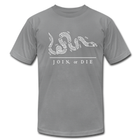 Join or Die Tee - slate