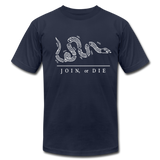 Join or Die Tee - navy