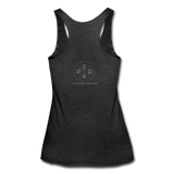 St Patrick's Day Women's Tank - heather black