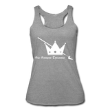 Sic Semper Tyrannis Women's Tank - heather gray