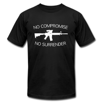 No Compromise Tee - black