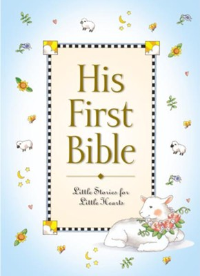 His 1st Bible