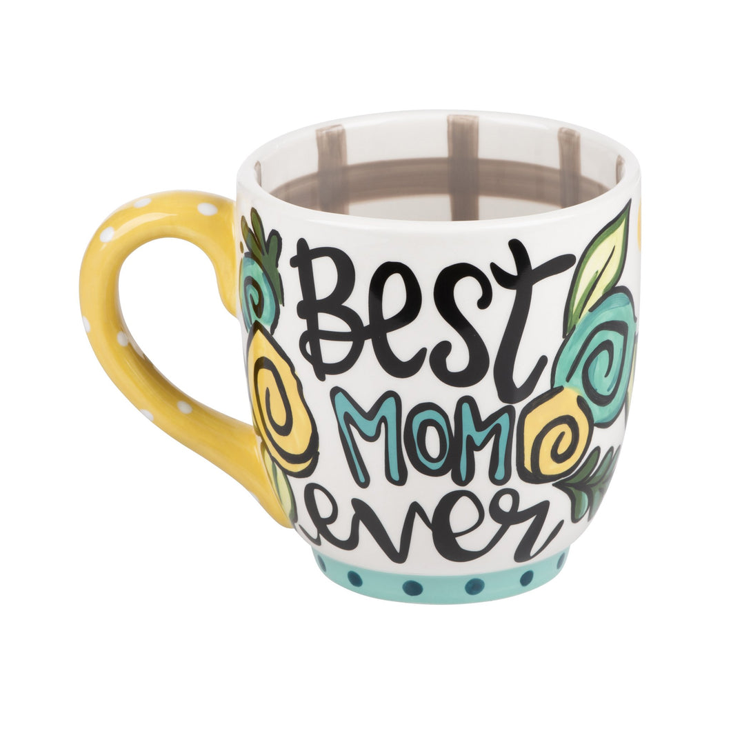 Jumbo Mug -Best Mom Ever