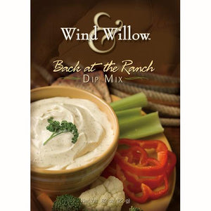 Wind & Willow Dip Mix -Back at the Ranch