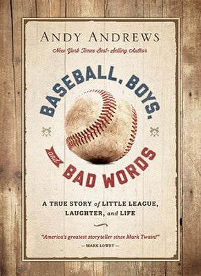 Baseball Boys Bad Words