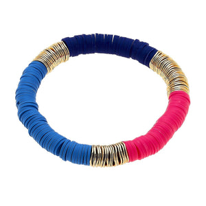 Color block Bracelets- Multiple colors