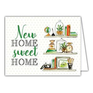 New Home Sweet Home Greeting Card