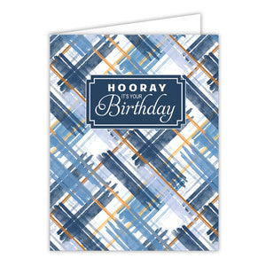 Hooray It's Your Birthday Greeting Card