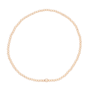 enewton Gold Filled Bead Bracelet-2mm