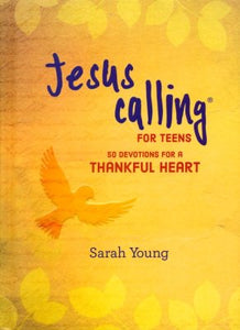 Jesus Calling Teens Thankful Heart