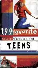 Load image into Gallery viewer, 199 Favorite Bible Verses for Teens