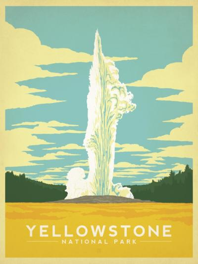 True South Yellowstone Puzzle