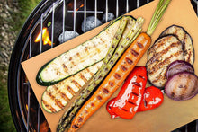 Load image into Gallery viewer, BBQ Copper Grill Mats (set of 2)