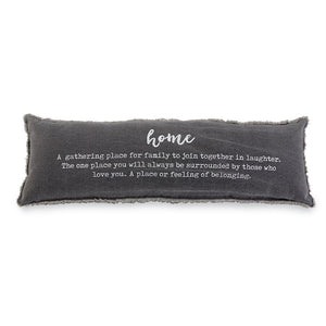 Canvas Definition Pillow