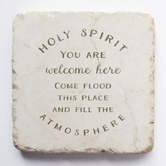 Small Scripture Block -Holy Spirit