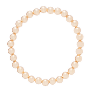 enewton Gold Filled Bead Bracelet-5mm