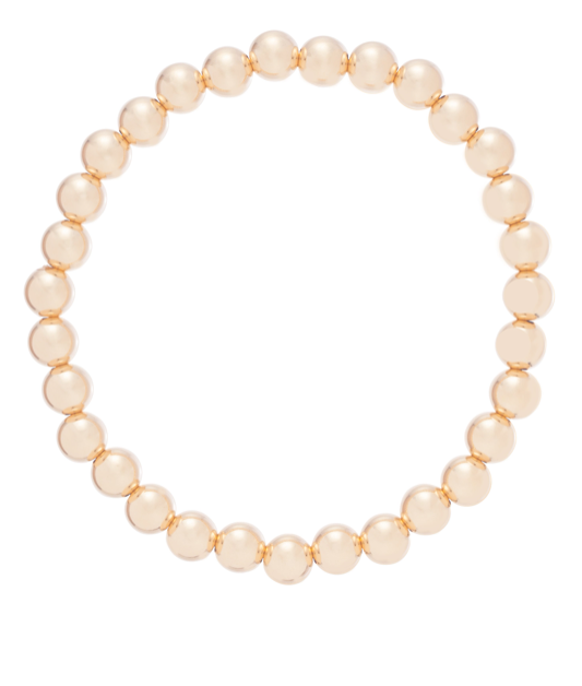 enewton Gold Filled Bead Bracelet-6mm