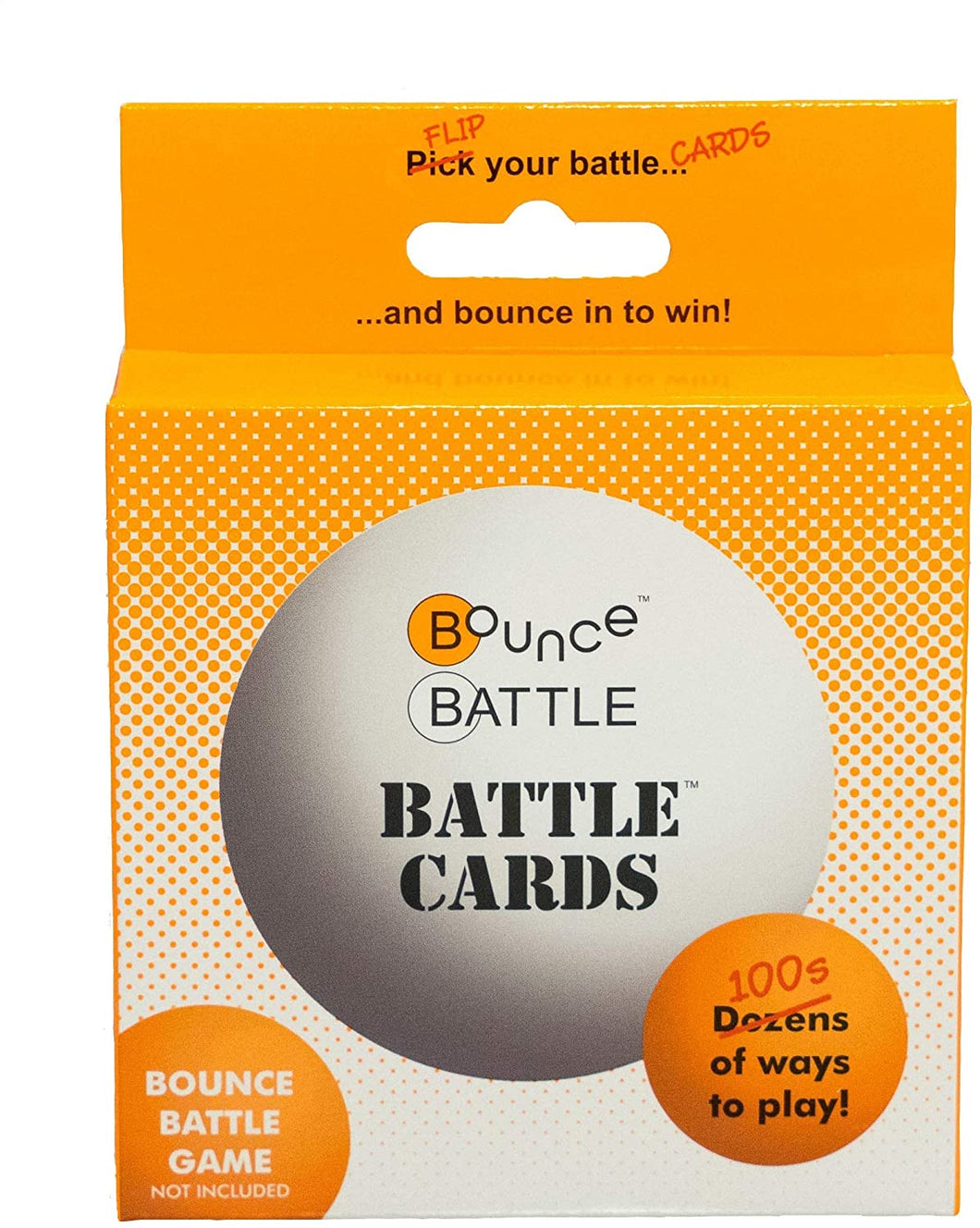 Bounce Battle Battle Cards