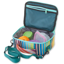 Load image into Gallery viewer, Kavu Lunch Box -Summer Stripe