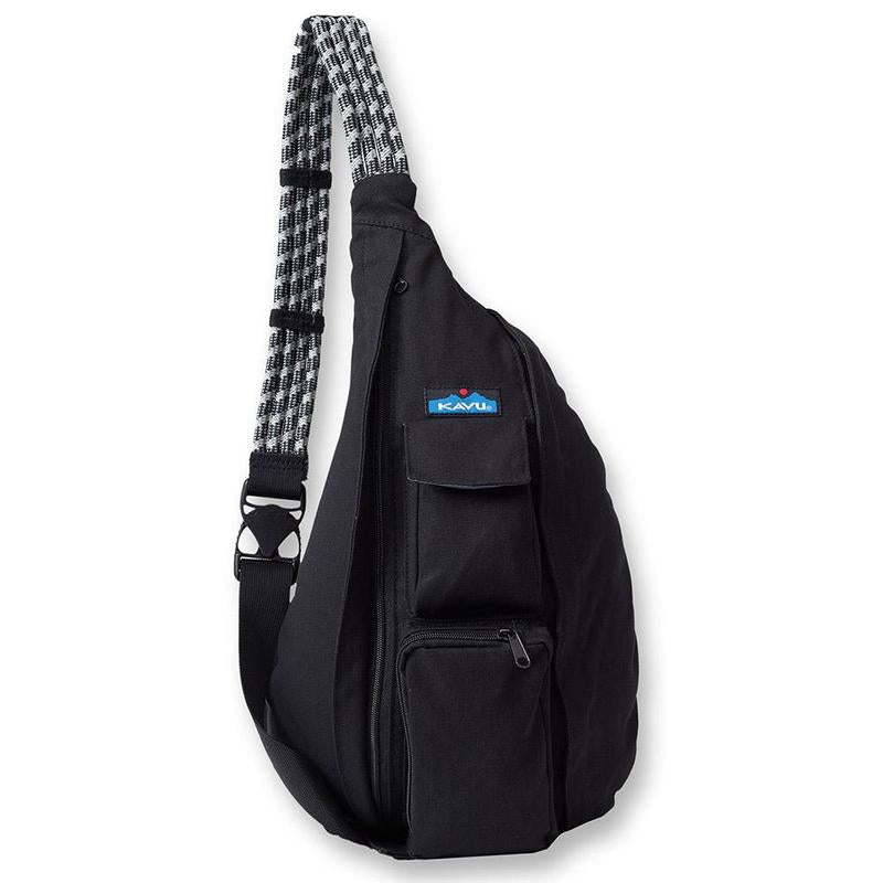 Kavu Rope Bag -Black