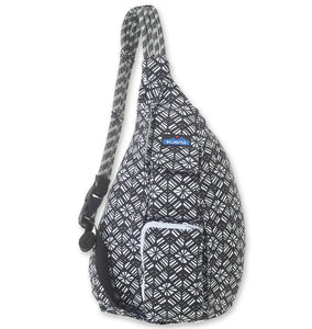 Kavu Rope Bag -Static Rhombus