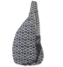 Load image into Gallery viewer, Kavu Rope Bag -Static Rhombus