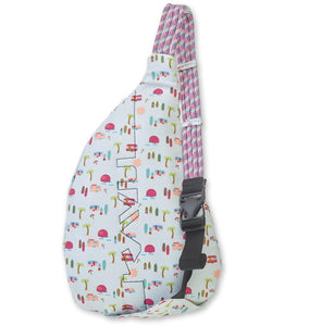 Kavu Rope Bag -Surf Camp